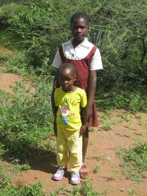 Visit www.worldvision.org to learn how you can help a child in need, just like Patricia.