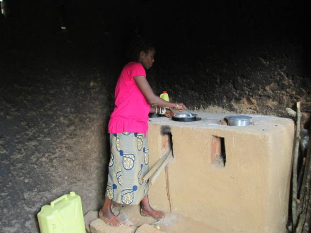 Fuel-Saving Stoves