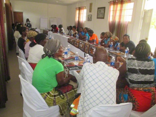Food Security - Training of ASCAS Group Member