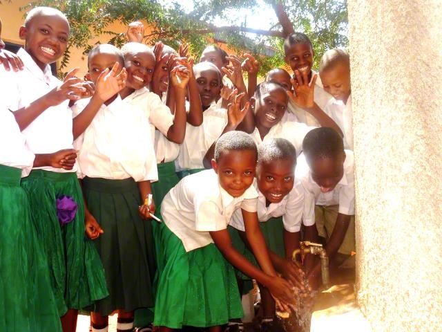Water for Pupils