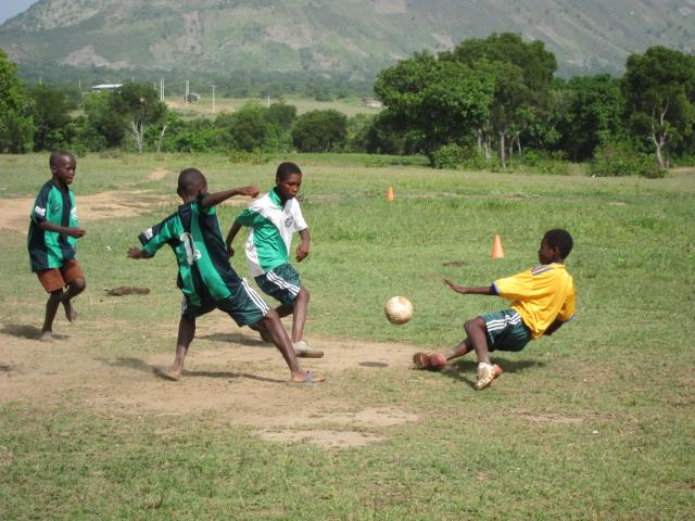 Holistic Development Through Sports