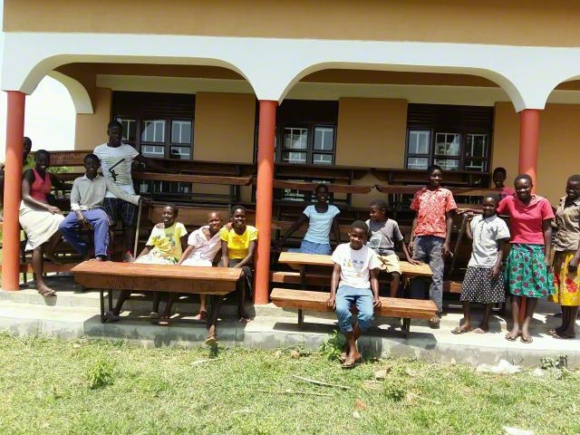 Provision of school desks