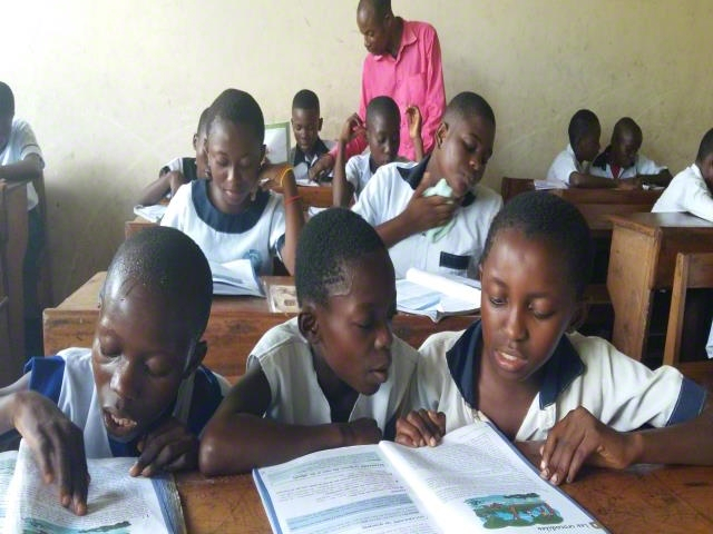 Kikimi primary school Reading Club