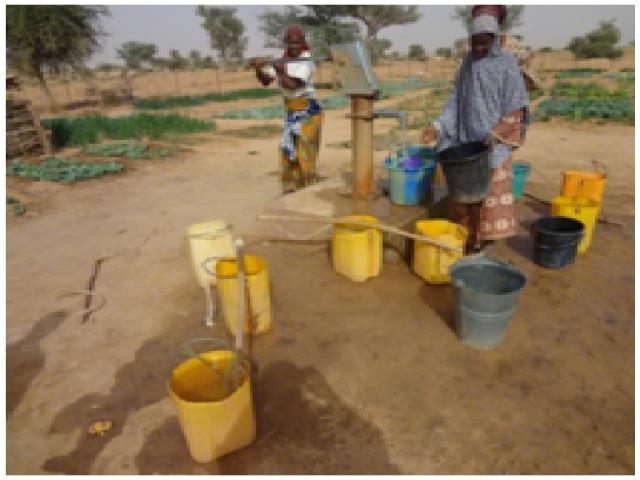 Access to Potable Water