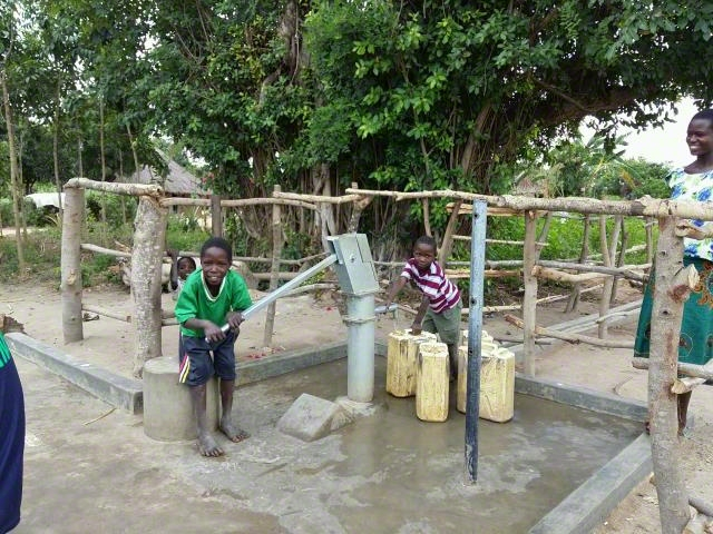 Borehole construction project
