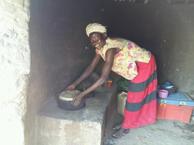 Cooking savings stove