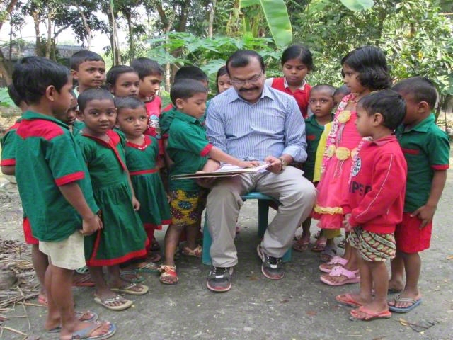 ECCD prepared children to get formal Education