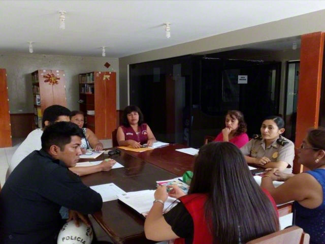 Local Agreement Meeting