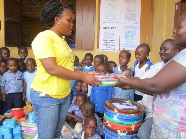 Provision of school teaching & learning materials