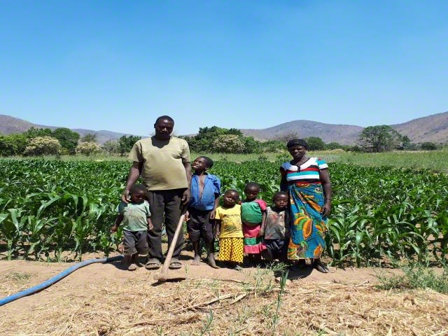 IRRIGATION FARMING INITIATIVE