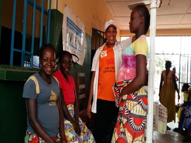 Support to Health Center in Supplies and Equipment