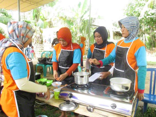Cooking Complementary Feeding Competition