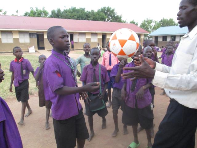 Soccer Balls for Students