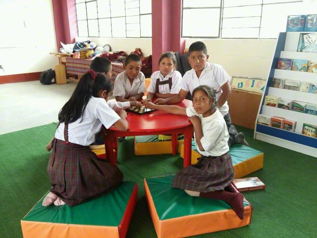 Sharing with my classmates